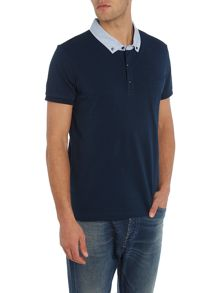 Lindbergh Shirt collar polo