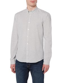 Lindbergh Long sleeve striped shirt