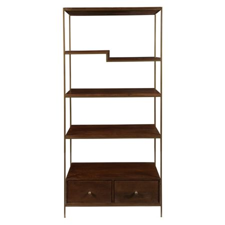 Living by Christiane Lemieux Cleo bookcase
