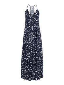 Seafolly Night sky maxi kaftan