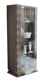 Marlene Single Door Display Unit LHF