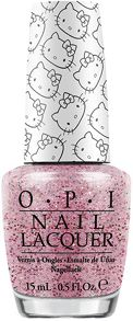 OPI Hello Kitty `Charmmy & Sugar` Nail Lacquer