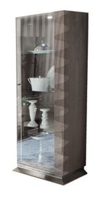 Marlene Single Door Display Unit RHF