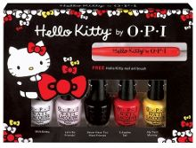 OPI OPI Hello Kitty Friend Mini 5 Pack