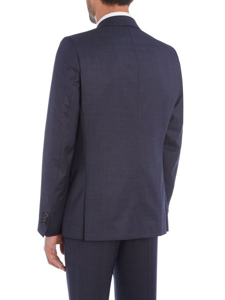 PS By Paul Smith Notch Pindot Suit Jacket