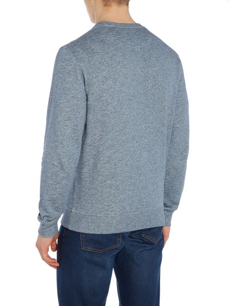 Lyle and Scott Marl Crew Neck Sweatshirt