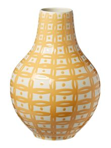 Living by Christiane Lemieux Obe patterned vase