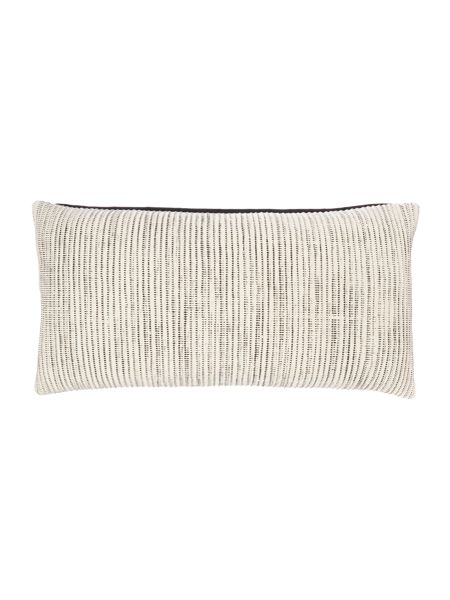 Gray & Willow Corded print cushion