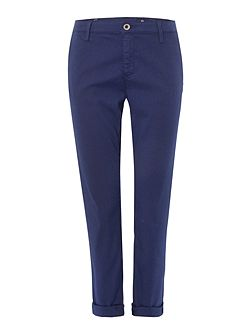 The Tristan Trouser in colonial blue