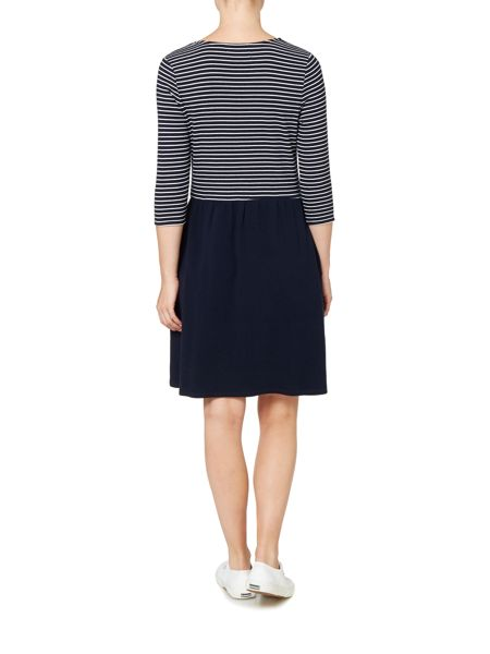 Dickins & Jones Striped Jersey Dress