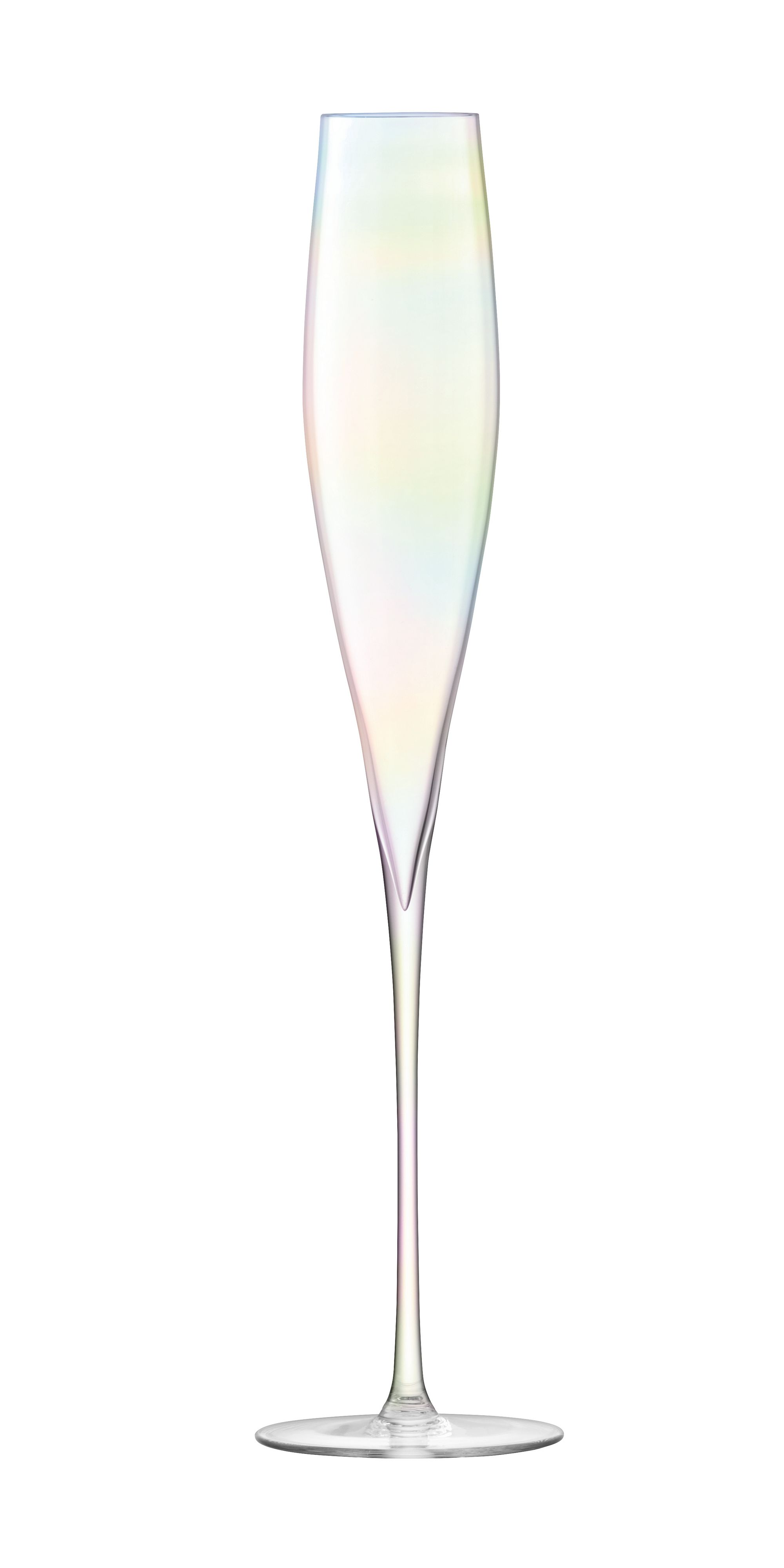 LSA LSA Celebrate Champagne Flute Mother of Pearl x 2