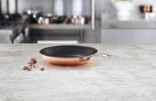 Linea Cucina copper frying pan 28cm