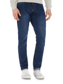 Lyle and Scott Slim Fit Rinsed Jean