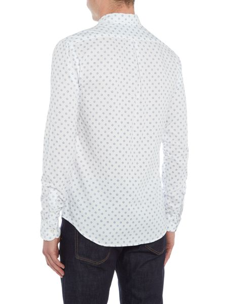 Scotch & Soda Longsleeve shirt with all-over print