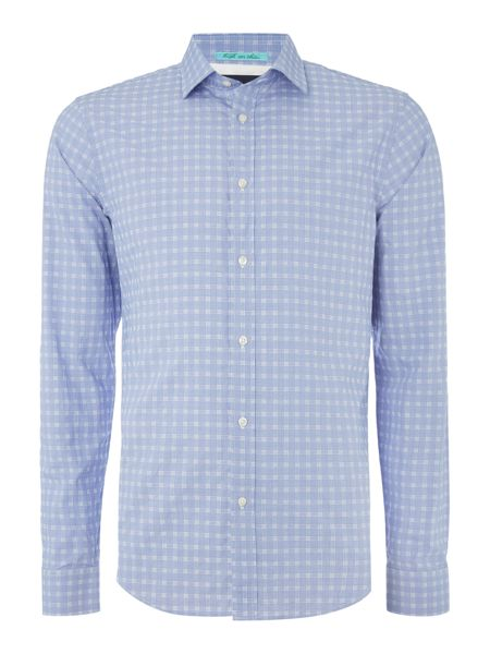 Scotch & Soda Summer shirt in structured quality.