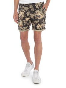 Scotch & Soda Classic poplin summer chino short