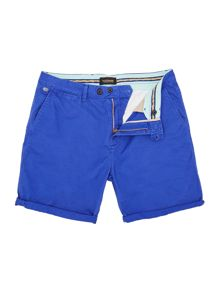 Scotch & Soda Basic pima cotton chino short