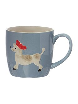 French Poodle Mug