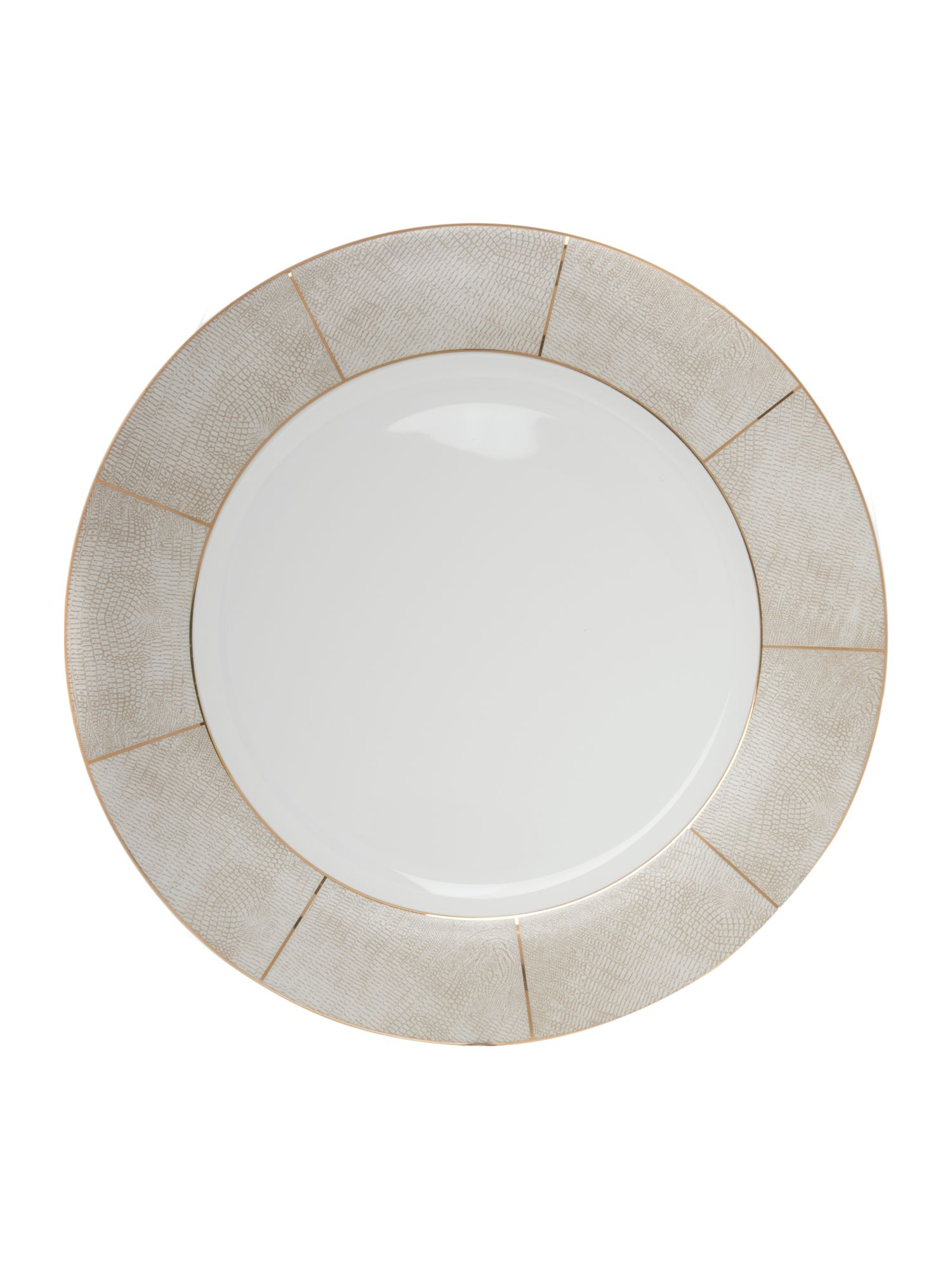 Casa Couture Casa Couture Luxe Dinner Plate