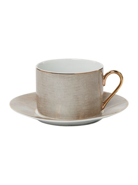 Casa Couture Luxe cup & saucer