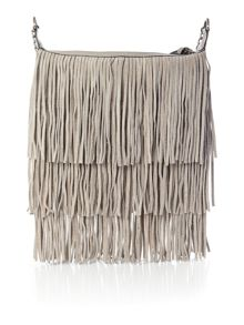Label Lab Nova fringe chain bag