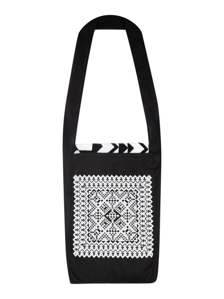 Seafolly Mod club aztec towel for two