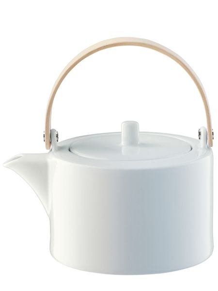 LSA Circle Teapot and Ash Handle