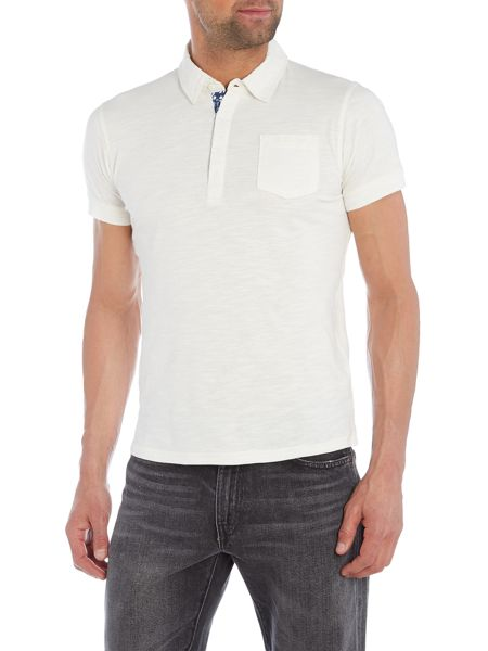 Schott NYC Regular fit pocket polo shirt