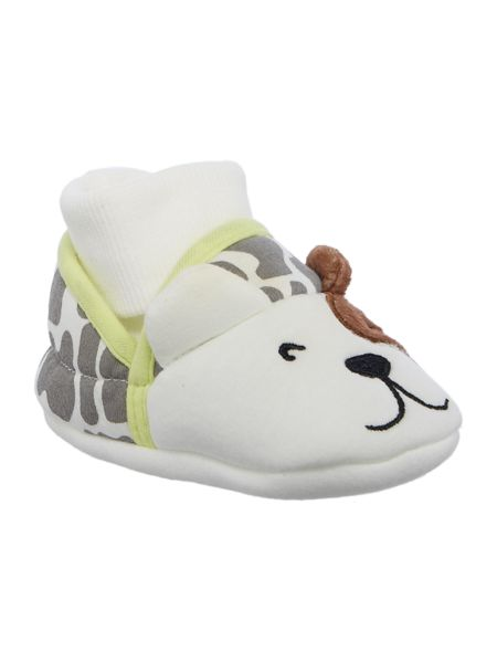 Joules Boys Dog Slippers