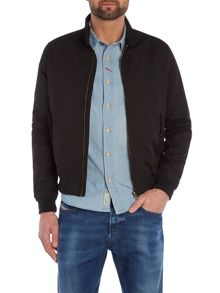 Schott NYC Funnel neck harrington jacket