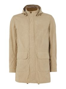 Barbour Lightweight Summer Jacket with Drawcord Waist