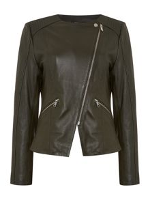 Therapy Billie Leather Jacket
