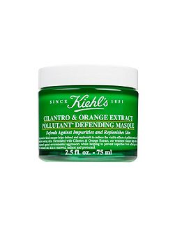Cilantro & Orange Pollutant Defending Masque