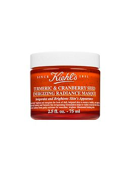 Turmeric and Cranberry Energizing Radiance Masque