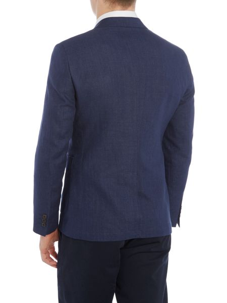 Barbour Two Buttoned Tailored Fit Jacket