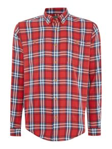 Barbour Long Sleeve barbour International Check Shirt