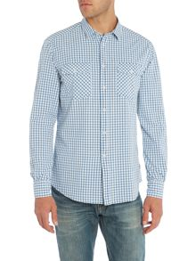 Barbour Long Sleeve barbour International Shirt