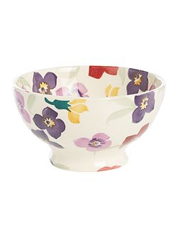 Wallflower French Bowl