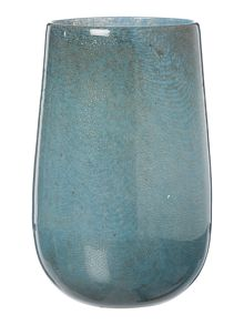 Biba Madison deep blue bubble large vase