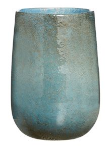 Biba Madison deep blue bubble vase