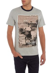 Barbour Short Sleeve Barbour International T-Shirt