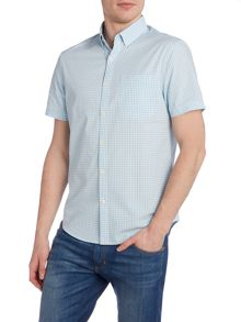 Original Penguin Gingham Short Sleeve Shirt