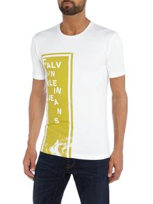 Calvin Klein Tic cn slim fit Short sleeve T-Shirt
