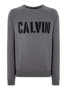 Calvin Klein Jairus 1 cn hknit Long Sleeve Fleece