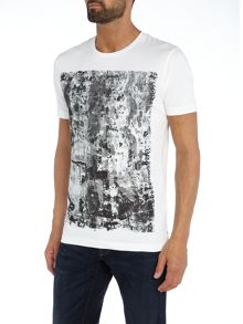 Calvin Klein Thun cn regular fit Short Sleeve T-Shirt
