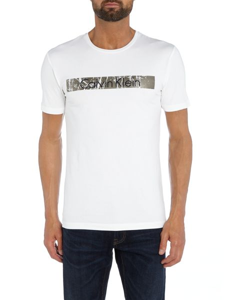 Calvin Klein Trendo cn slim fit Short Sleeve T-Shirt