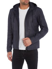 Calvin Klein Nathun leather jacket