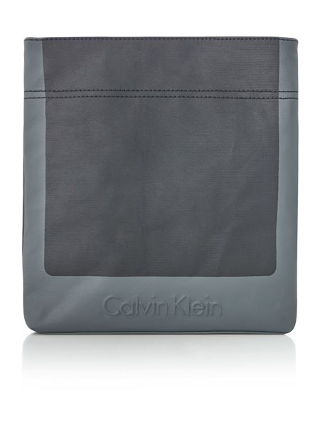 Calvin Klein Cross Flat Crossover Bag