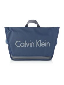 Calvin Klein Play Urban Messenger Bag with Flap