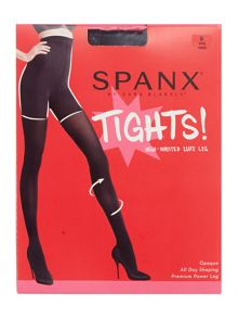 Spanx Luxe leg high waisted opaque tights